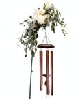 Amazing Grace Wind Chime - Rose Gold