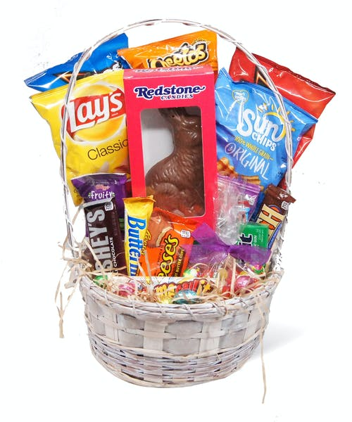 Easter Goody Basket