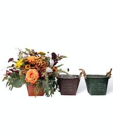 Flowers & Garden Tin Uniontown (PA) Neubauer's Flowers