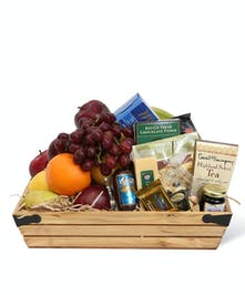 Fruit & Gourmet Basket - Neubauer's Flowers & Market House