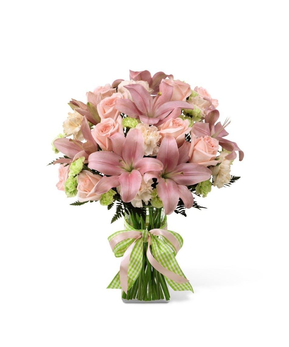 Girl powertrade bouquet uniontown pennsylvania florist flower girl powertrade bouquet uniontown pennsylvania florist flower delivery neubauers florist izmirmasajfo