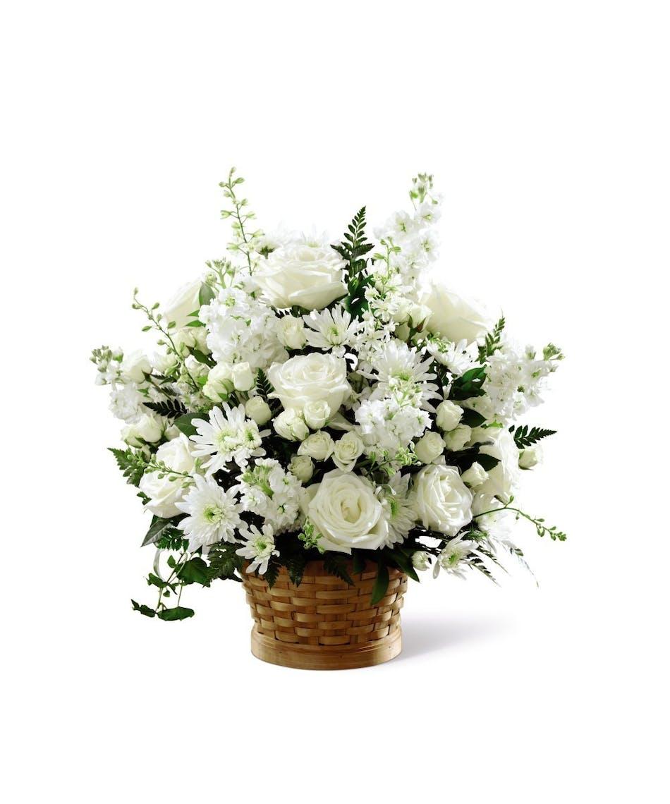 Heartfelt Condolences™ Arrangement - Uniontown, Pennsylvania ...