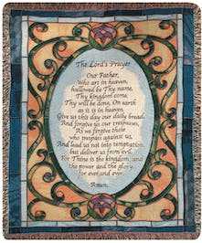 Lord's Prayer - Stained Glass