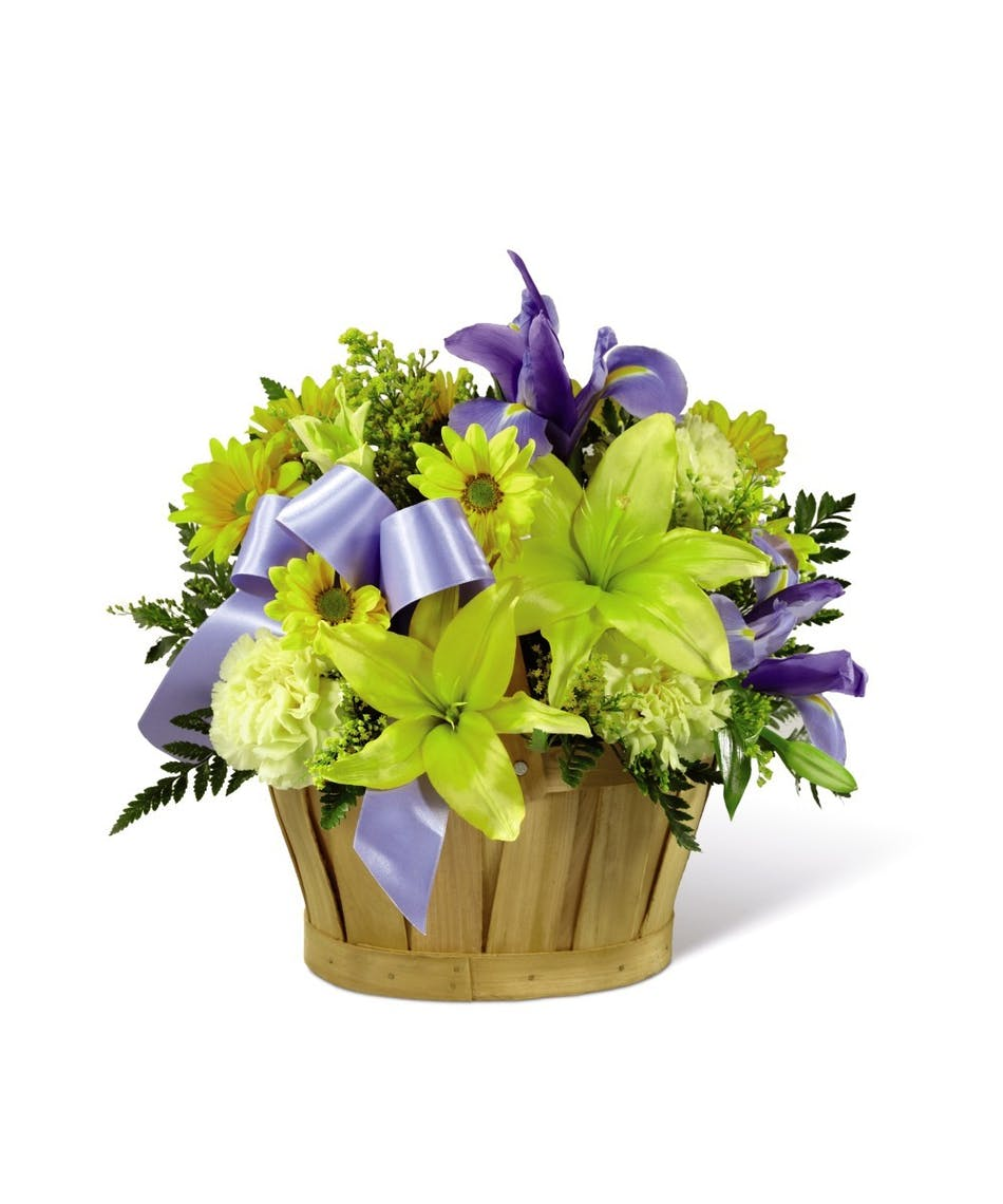 Little Boy Blue™ Bouquet - Uniontown, Pennsylvania Florist ...