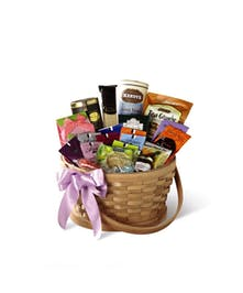 Quiet Tribute™ Gourmet Basket