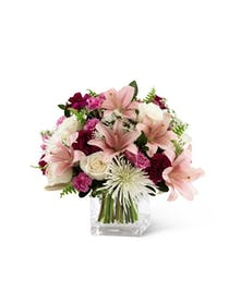 Shared Memories Sympathy Floral Bouquet - Same-day Delivery