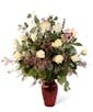 Valentine's Day White Roses - Premium