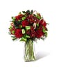 Candy Cane Lane  Bouquet - Exquisite