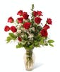 Red Dozen Roses - Long Stemmed