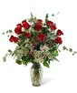 Red Dozen Roses - Premium