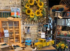 In addition to flowers and plants, Beneva offers a range of gifts and decorations